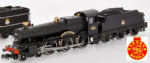 Dapol 2S-019-004 BR Grange 6856 Stowe Black Early Crest